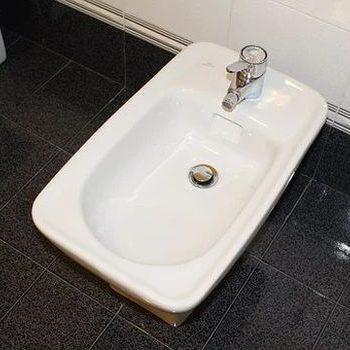 Отпушване на мивка 7