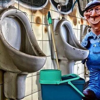 Отпушване на тоалетна 22