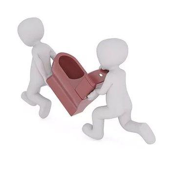 Отпушване на тоалетна 1